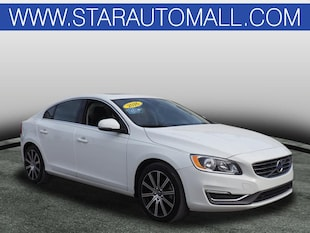 2016 Volvo S60 T5 Drive-E Inscription Sedan