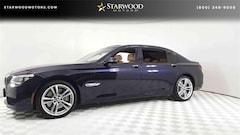 2014 BMW 7 Series 750Li Sedan