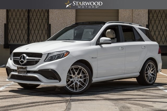2016 Mercedes Benz AMG GLE 63 4MATIC SUV