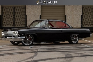 1962 Chevrolet Bel Air Base Coupe