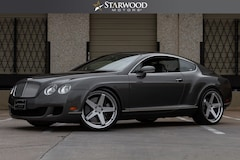 2008 Bentley Continental GT Base Coupe