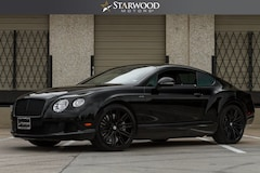 2013 Bentley Continental GT Speed Coupe