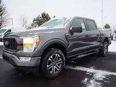 2021 Ford F-150 XL 4x4 XL  SuperCrew 5.5 ft. SB