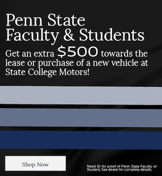 2019 Penn State Discount