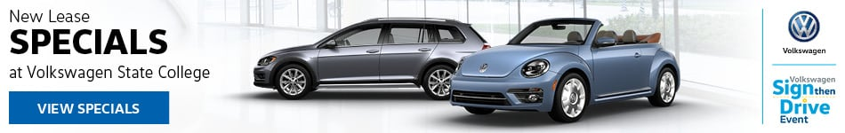 2019-New VW Specials-May