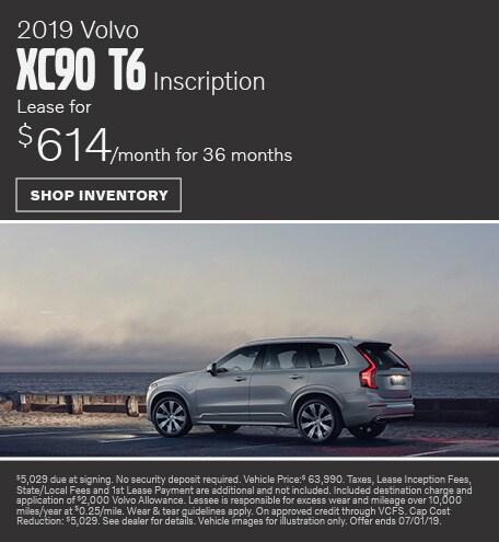 June 2019 XC90