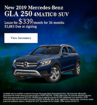 Aug - New 2019 Mercedes-Benz GLC 300 4MATIC® SUV