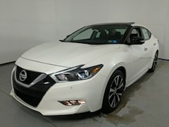 New 2018 Nissan Maxima 3.5 Platinum Sedan for sale near you in State College, PA