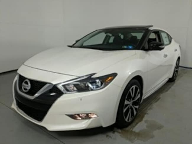New vehicle 2018 Nissan Maxima 3.5 Platinum Sedan for sale near you in State College, PA