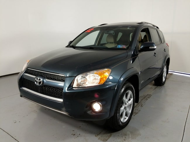 Used vehicle 2012 Toyota RAV4 Limited SUV for sale near you in State College, PA
