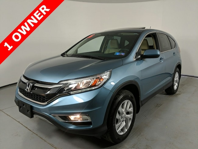 Used vehicle 2016 Honda CR-V EX SUV for sale near you in State College, PA