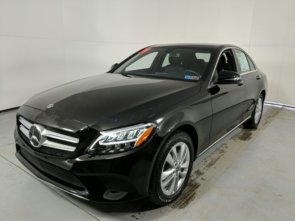 Featured Used 2019 Mercedes-Benz C-Class C 300 Sedan for sale near you in State College, PA