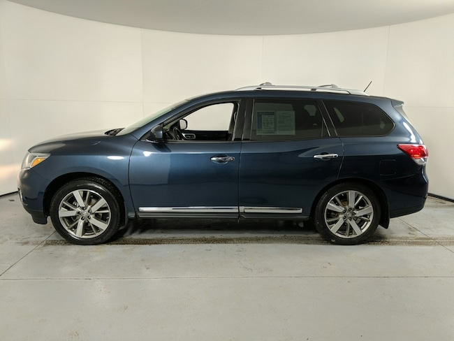 used 2015 nissan pathfinder for sale at state college used. Black Bedroom Furniture Sets. Home Design Ideas
