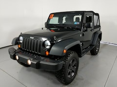 Used 2013 Jeep Wrangler Sport SUV for sale near you in State College, PA