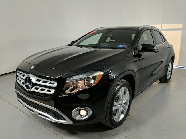Certified used vehicle 2019 Mercedes-Benz GLA 250 GLA 250 SUV for sale near you in State College, PA