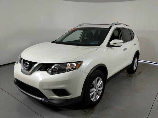 Used vehicle 2016 Nissan Rogue SL SUV for sale near you in State College, PA