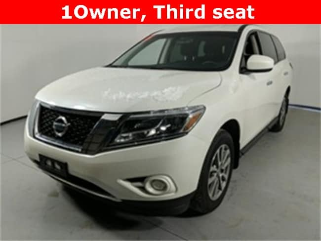 Used vehicle 2015 Nissan Pathfinder S SUV for sale near you in State College, PA