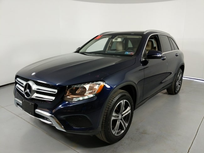 Certified used vehicle 2016 Mercedes-Benz GLC 300 GLC 300 SUV for sale near you in State College, PA