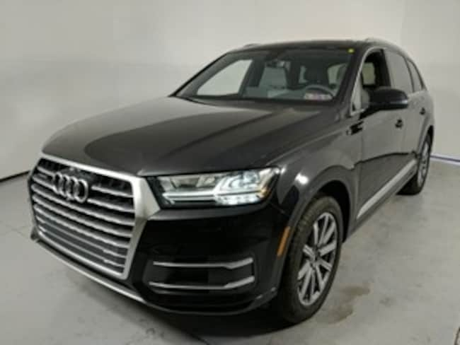 Certified pre-owned vehicle 2018 Audi Q7 2.0T Premium SUV for sale near you in State College, PA
