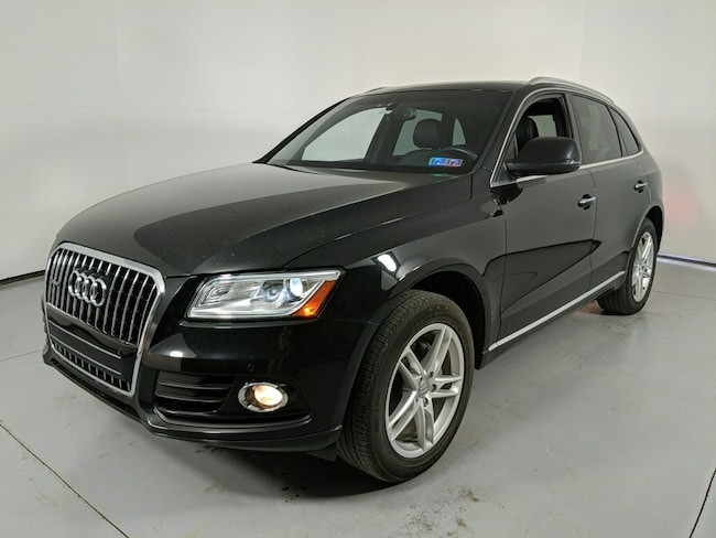 Used vehicle 2015 Audi Q5 2.0T Premium SUV for sale near you in State College, PA