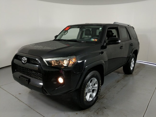 Used vehicle 2016 Toyota 4Runner SR5 SUV for sale near you in State College, PA