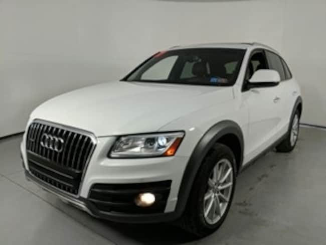 Used vehicle 2017 Audi Q5 2.0T Premium Plus SUV for sale near you in State College, PA
