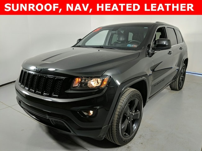 Used vehicle 2015 Jeep Grand Cherokee Altitude SUV for sale near you in State College, PA