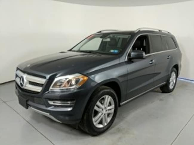 Used vehicle 2015 Mercedes-Benz GL-Class GL 450 SUV for sale near you in State College, PA