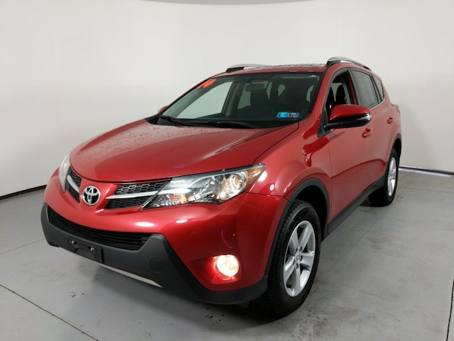 Used vehicle 2014 Toyota RAV4 XLE SUV for sale near you in State College, PA