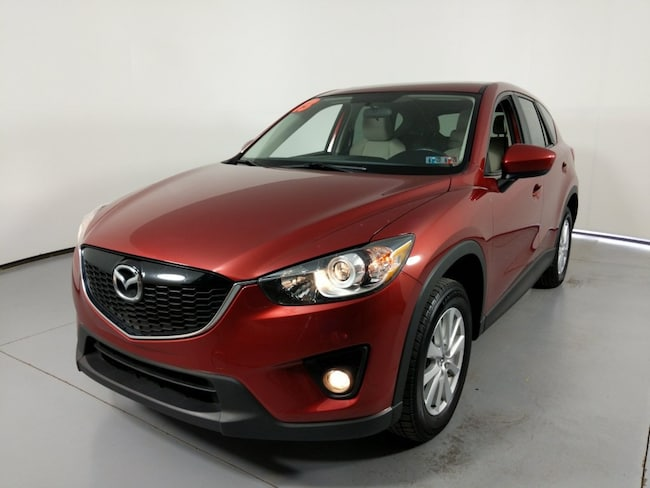 Used vehicle 2013 Mazda Mazda CX-5 Touring SUV for sale near you in State College, PA