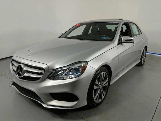 Certified pre-owned vehicle 2016 Mercedes-Benz E-Class E 350 Sedan for sale near you in State College, PA