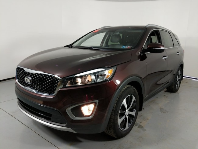 Used vehicle 2016 Kia Sorento EX SUV for sale near you in State College, PA