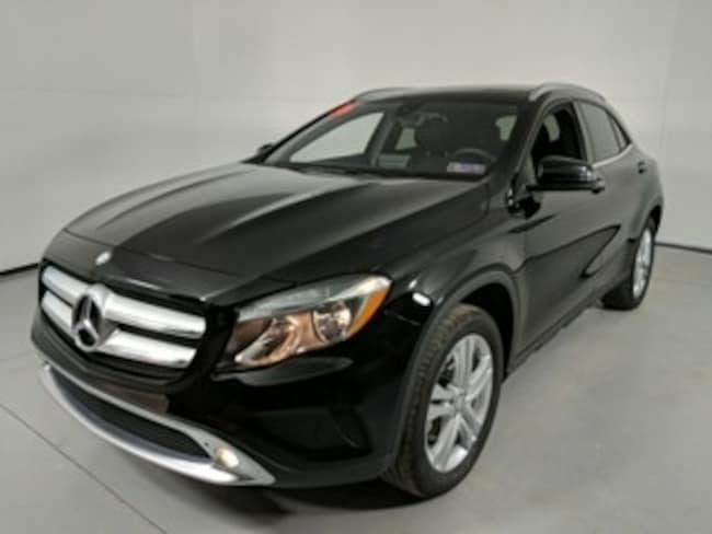 Certified used vehicle 2016 Mercedes-Benz GLA 250 GLA 250 SUV for sale near you in State College, PA