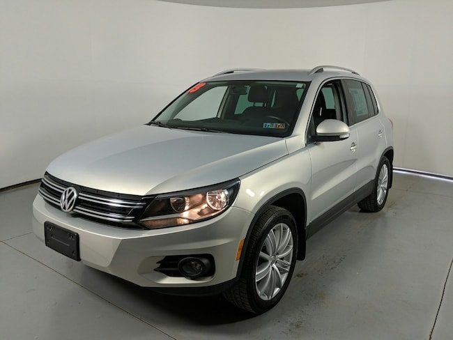 Used vehicle 2013 Volkswagen Tiguan SE SUV for sale near you in State College, PA