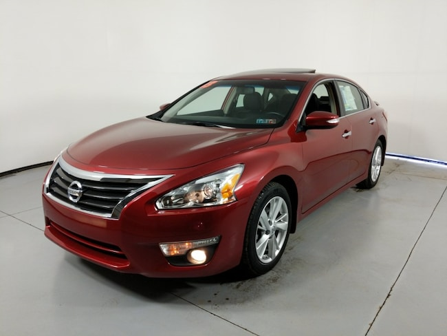 Used vehicle 2013 Nissan Altima 2.5 SL Sedan for sale near you in State College, PA