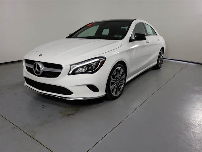 Used vehicle 2018 Mercedes-Benz CLA 250 CLA 250 Coupe for sale near you in State College, PA