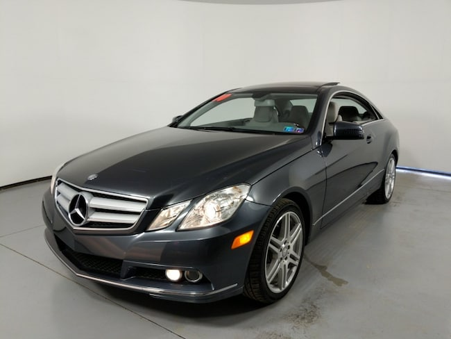 Used vehicle 2010 Mercedes-Benz E-Class E 350 Coupe for sale near you in State College, PA
