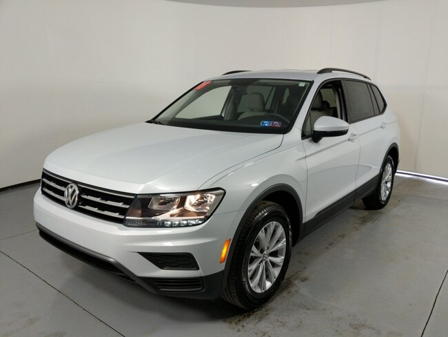 Used vehicle 2018 Volkswagen Tiguan S SUV for sale near you in State College, PA