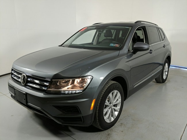 Used vehicle 2018 Volkswagen Tiguan 2.0T SE SUV for sale near you in State College, PA