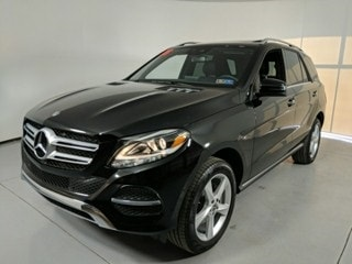 Featured Used 2018 Mercedes-Benz GLE 350 GLE 350 SUV for sale near you in State College, PA