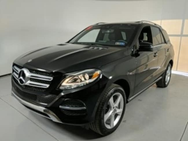 Certified pre-owned vehicle 2018 Mercedes-Benz GLE 350 GLE 350 SUV for sale near you in State College, PA