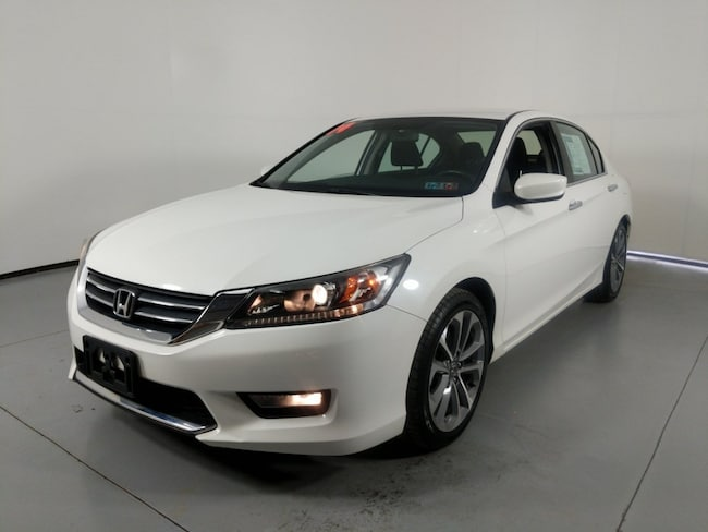 Used vehicle 2014 Honda Accord Sport Sedan for sale near you in State College, PA