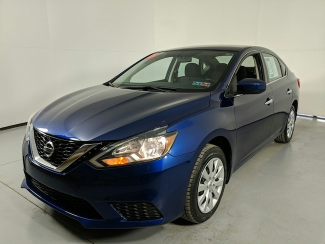 Used vehicle 2016 Nissan Sentra S Sedan for sale near you in State College, PA