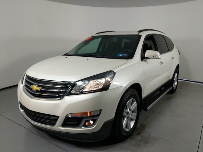 Used vehicle 2014 Chevrolet Traverse LT SUV for sale near you in State College, PA