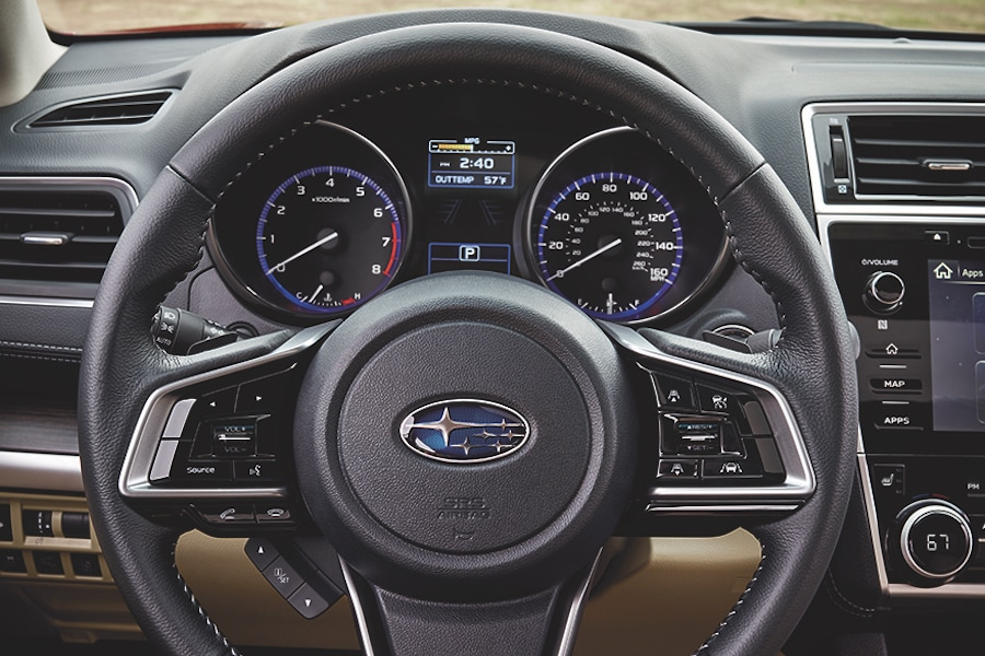 2018 Subaru Legacy Steering Wheel