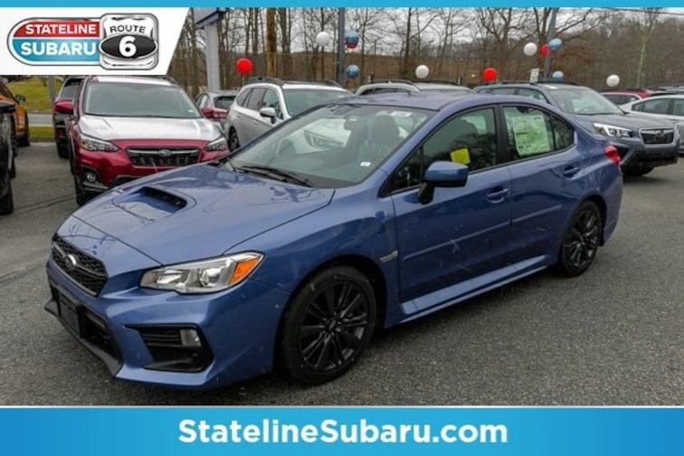 New 2019 Subaru WRX Sedan in Bangor