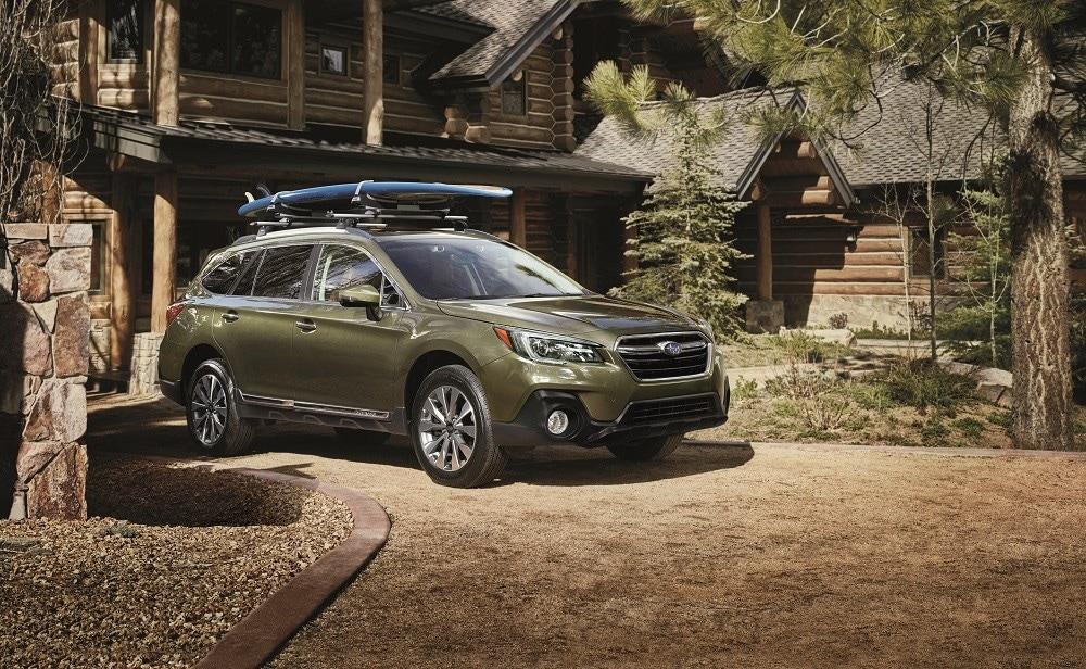 Subaru Outback vs Honda CR-V Somerset MA   Stateline Subaru