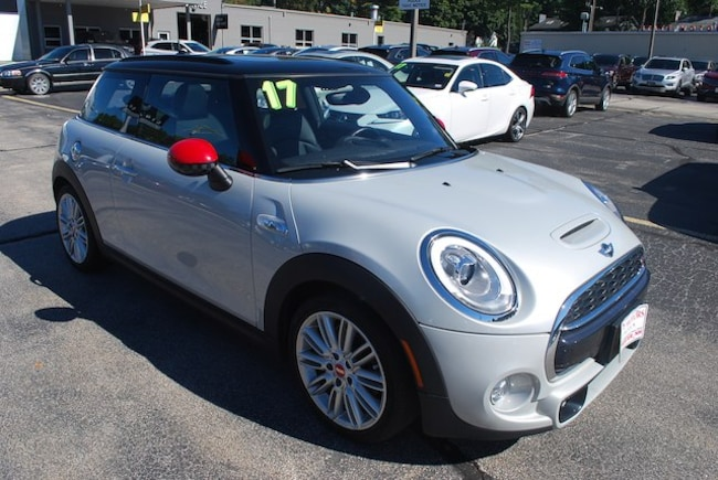 Used 2017 Mini Hardtop For Sale At State Motors Lincoln Vin