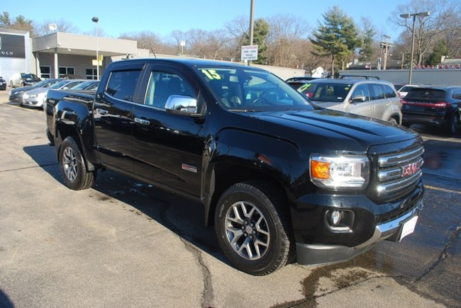 2015 GMC Canyon SLE All Terrain 4x4 Truck