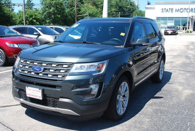 2016 Ford Explorer Limited AWD SUV